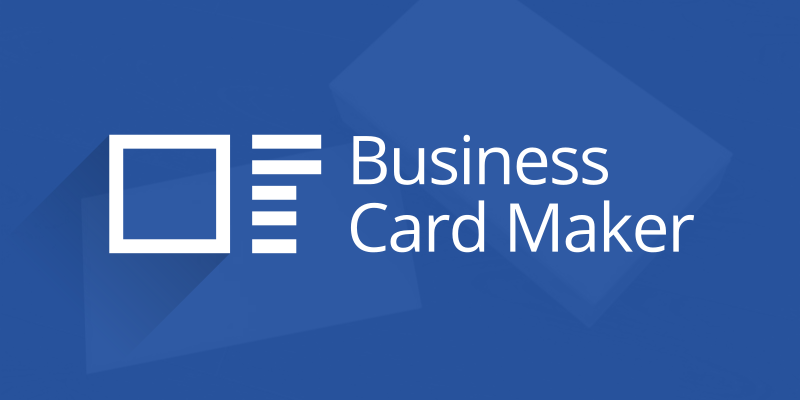 free business cards in seconds easy to customize using high quality professional designs business card maker - Business Card Maker Software